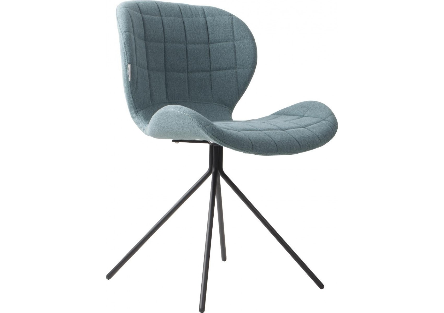Chaise tissu omg par zuiver for Chaise zuiver