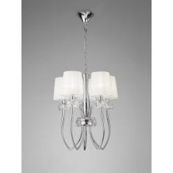Suspension design Loewe 5 Lampes