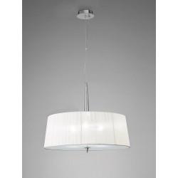 Grande suspension design Loewe 3 Lampes