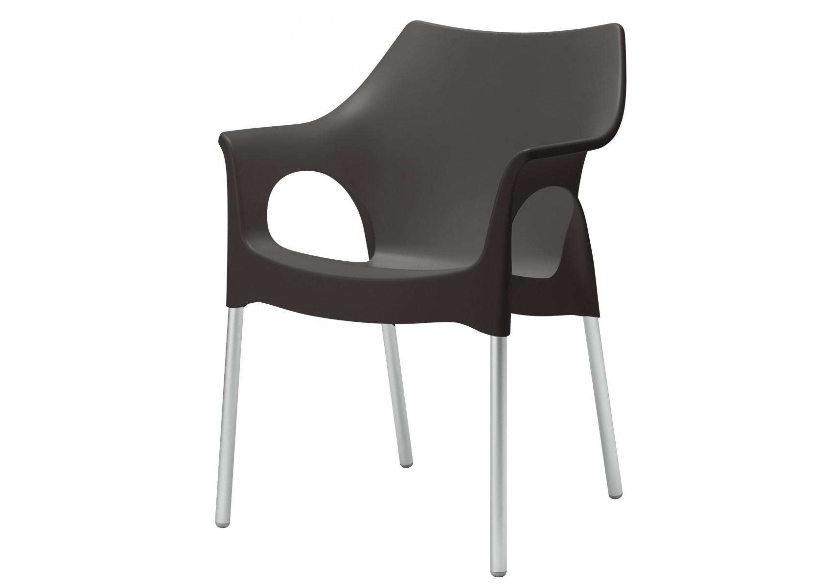 chaises design de jardin ola par scab design. Black Bedroom Furniture Sets. Home Design Ideas