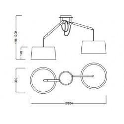 Suspension design - Nordica par Mantra