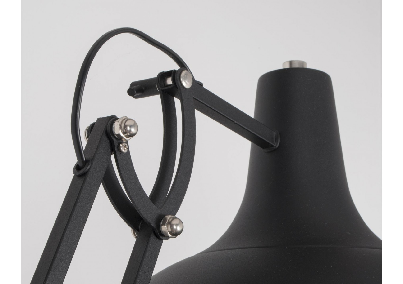 Lampadaire design look industriel articulé XXL - OFFICE - deco zuiver ...