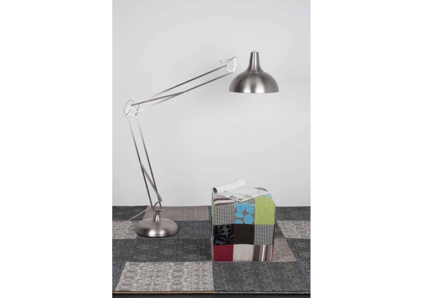 Lampadaire design look industriel articulé XXL - OFFICE - deco ...