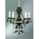 Lustre baroque 5 Lampes