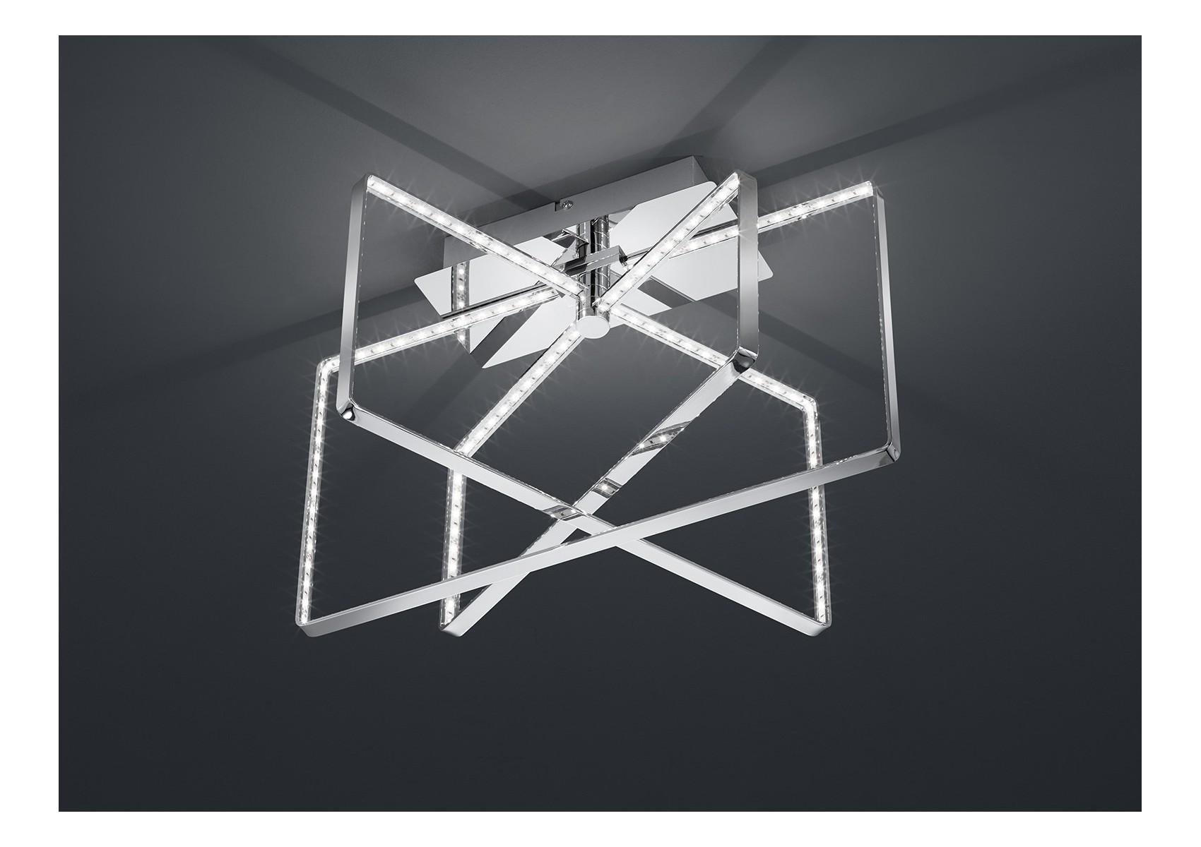 plafonnier design led tivoli boite design. Black Bedroom Furniture Sets. Home Design Ideas