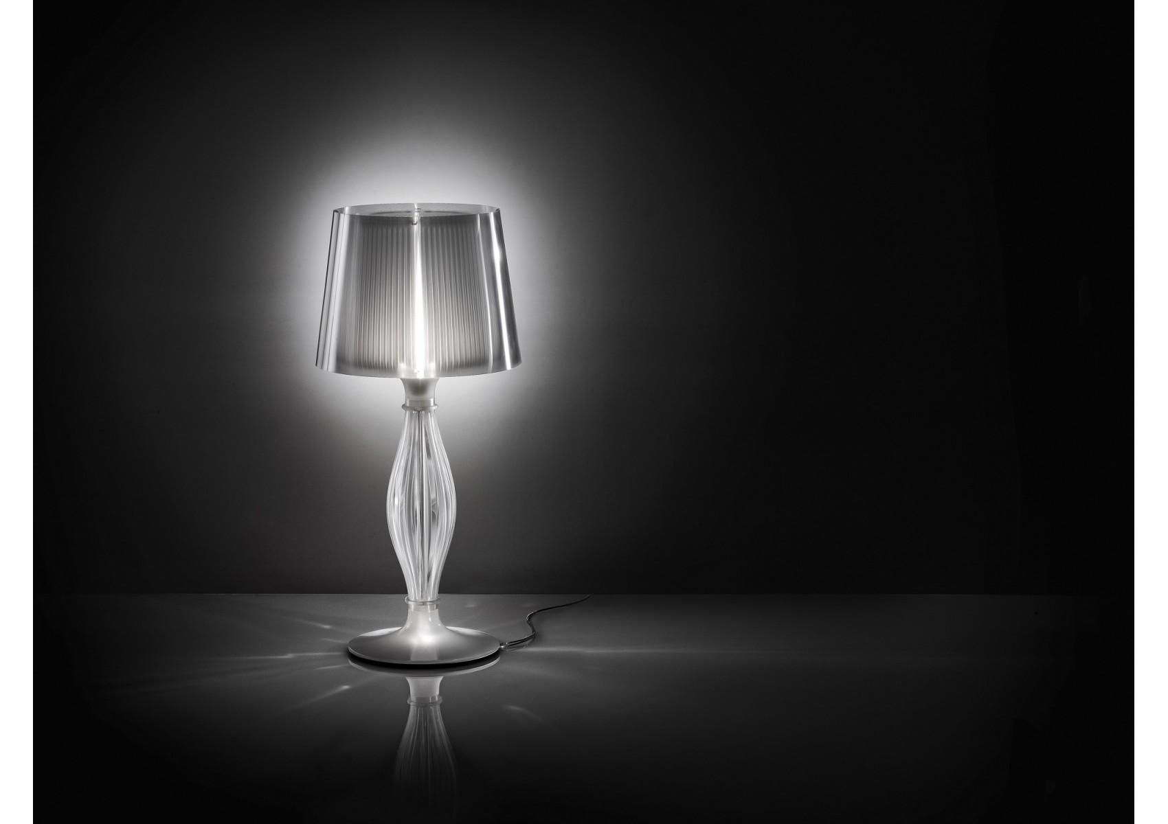 lampe de table design liza boite design. Black Bedroom Furniture Sets. Home Design Ideas