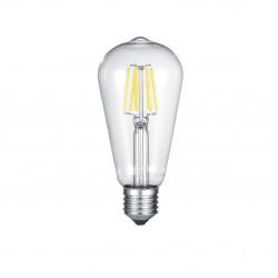 Ampoule LED E27 Déco filament 600 lm 6W