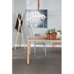 Porte manteaux design scandinave PINNACLE