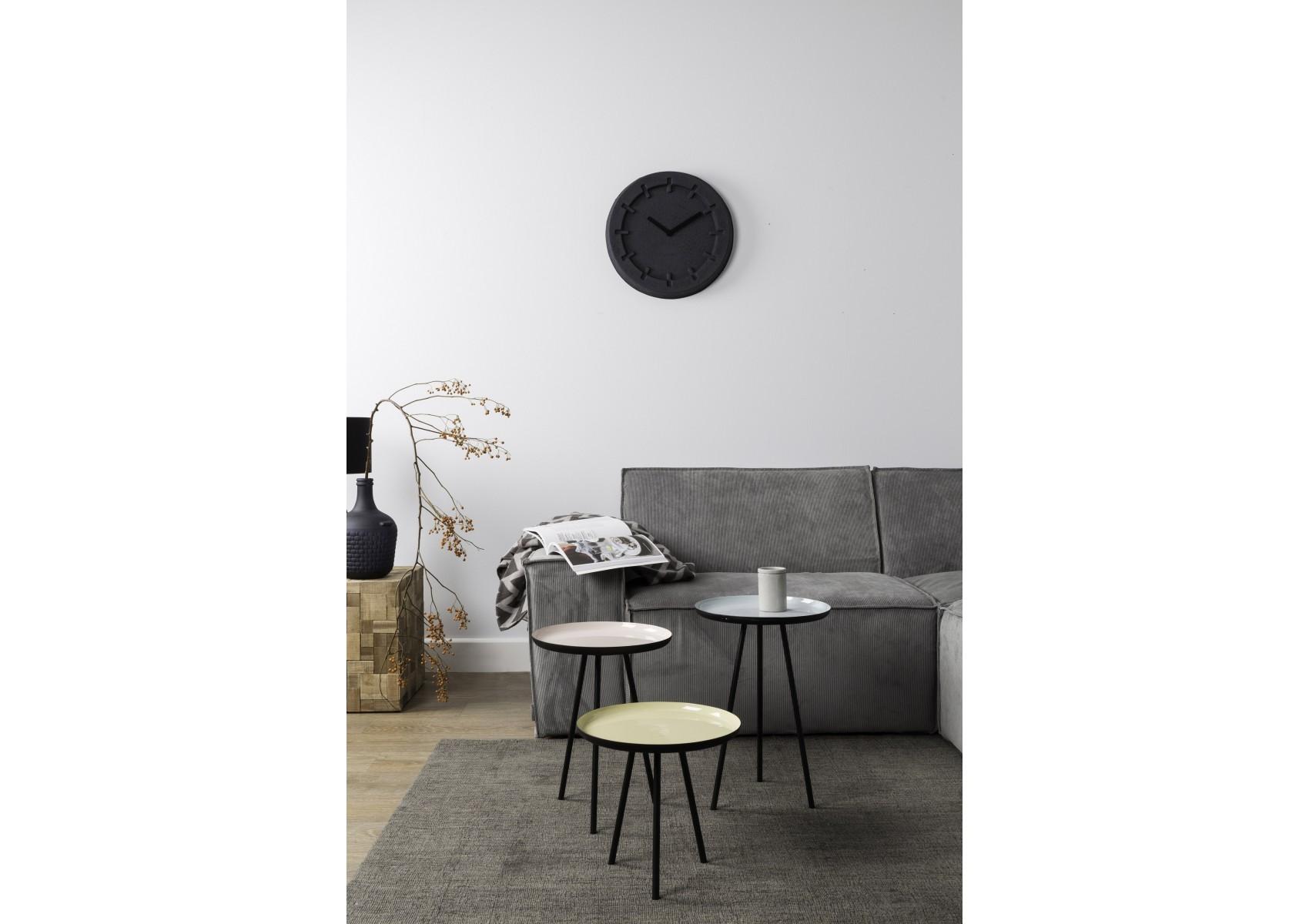 3 tables basses enamel en 3 couleurs pastel design scandinave boite design. Black Bedroom Furniture Sets. Home Design Ideas