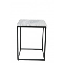 Table basse marbre power deco design