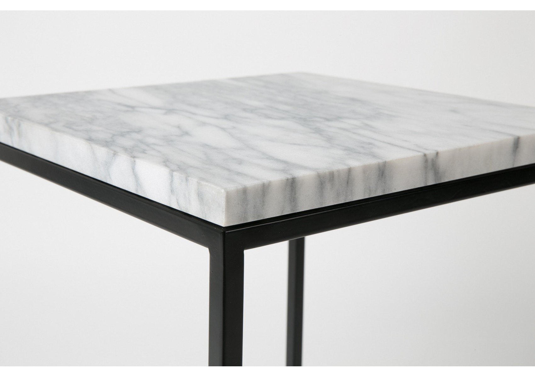 Table D 39 Appoint Avec Plateau Amovible Blanc Table Table Basse