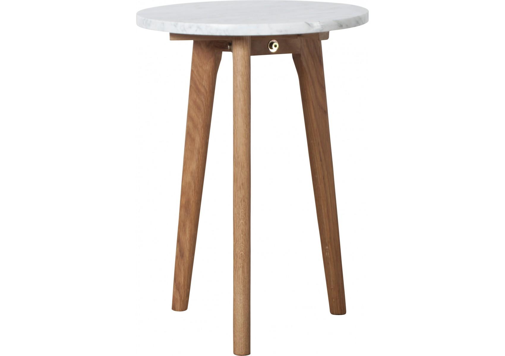 Table basse white stone marbre et bois boite design for Table marbre