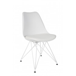 Chaises scandinave OZZY - lot de 2
