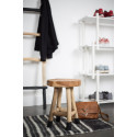 Tabouret scandinave HARRY en teck massif