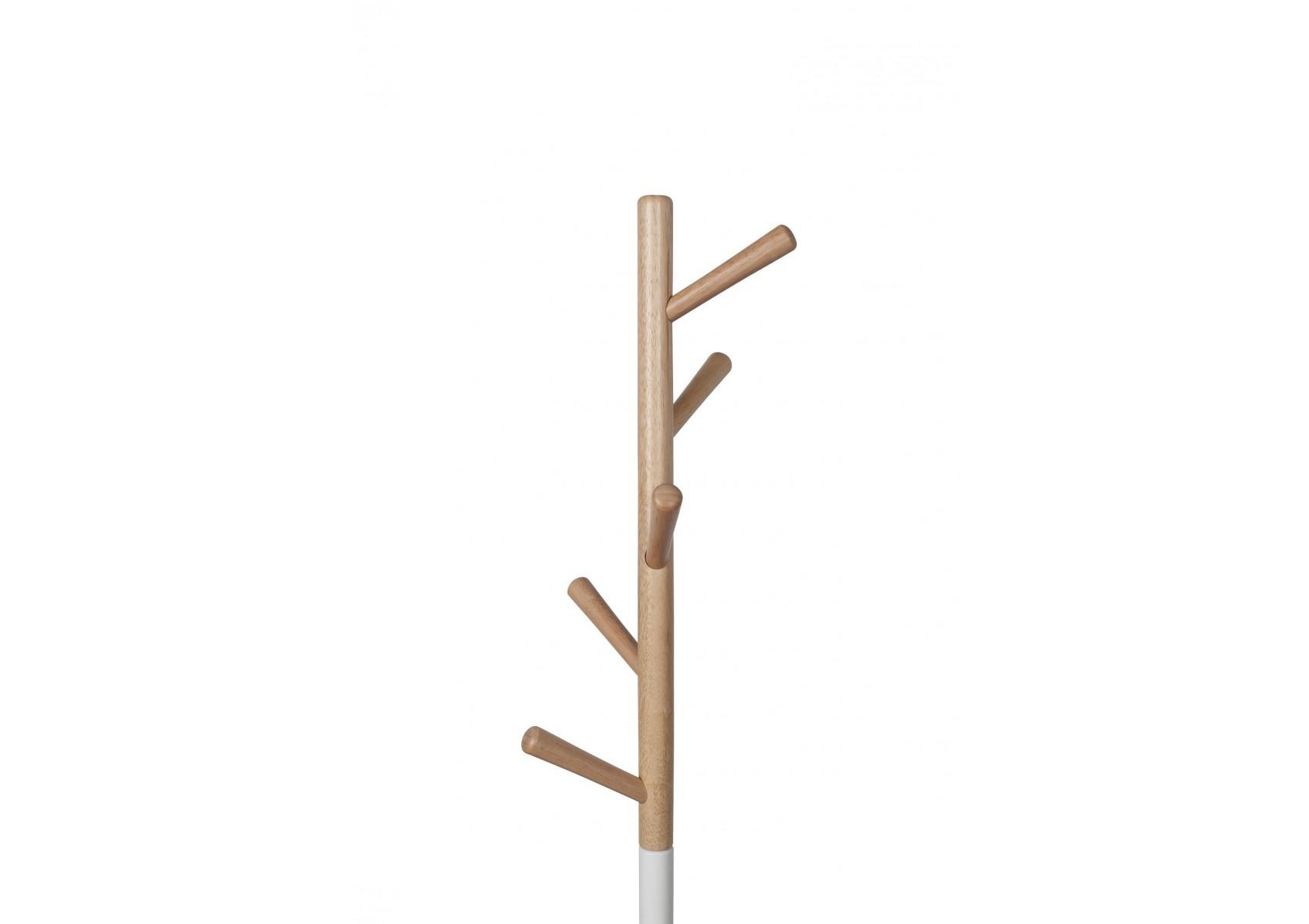 Porte manteaux multifonctionnel table tree design scandinave boite design - Porte manteau scandinave ...