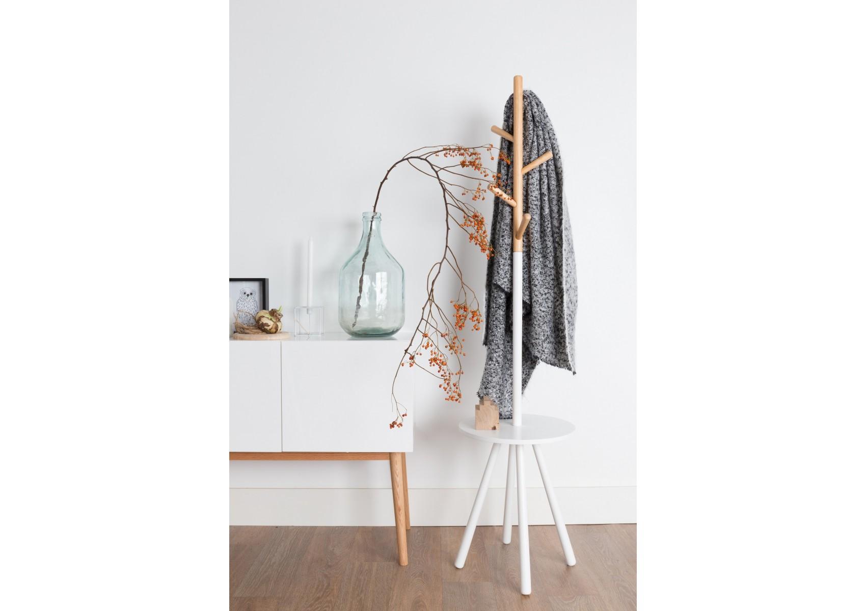 Porte manteaux multifonctionnel TABLE TREE design scandinave Boite à design