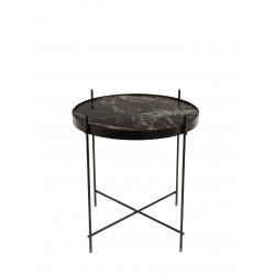 Table basse CUPID MARBLE à plateau amovible