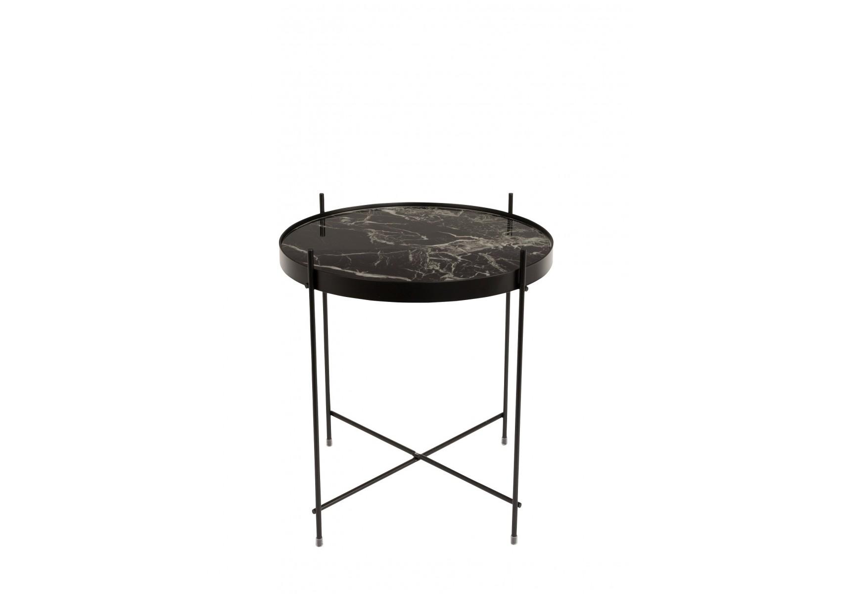 table basse cupid marbre plateau amovible. Black Bedroom Furniture Sets. Home Design Ideas