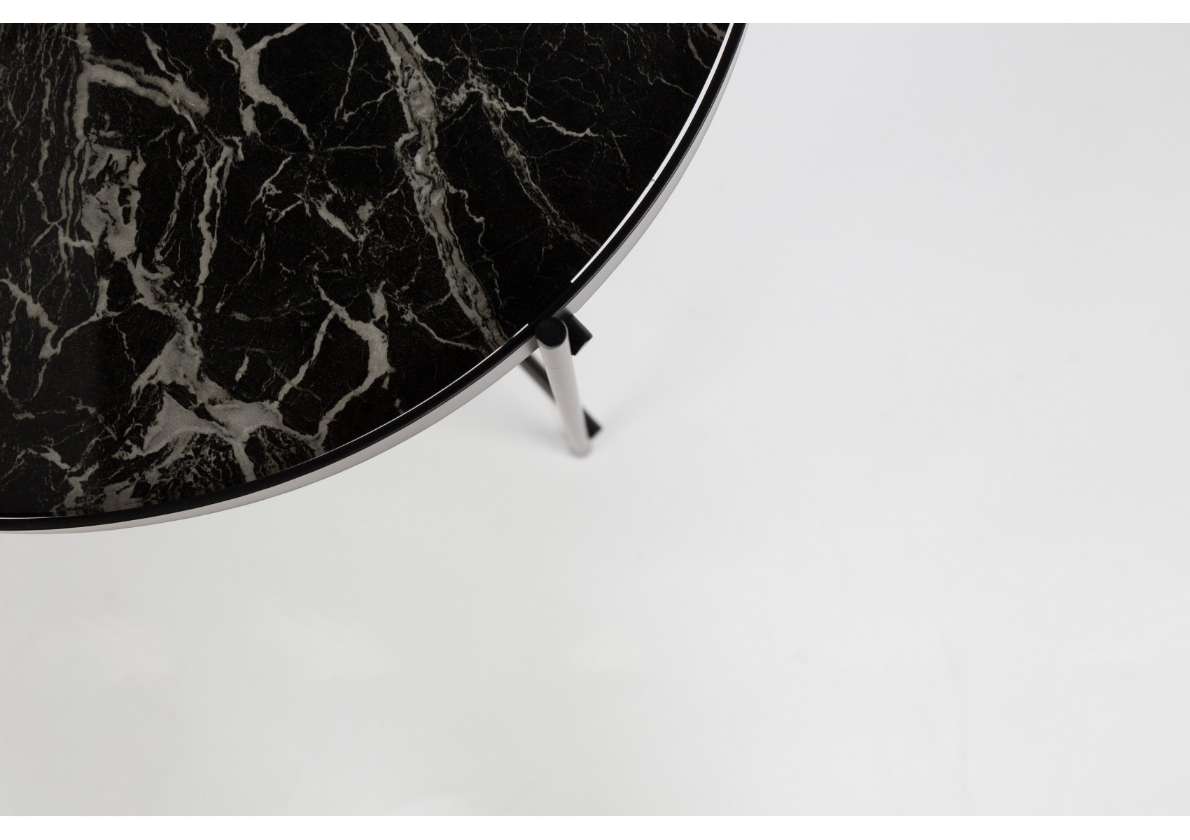 Table Basse Cupid Marble Plateau Amovible Boite Design