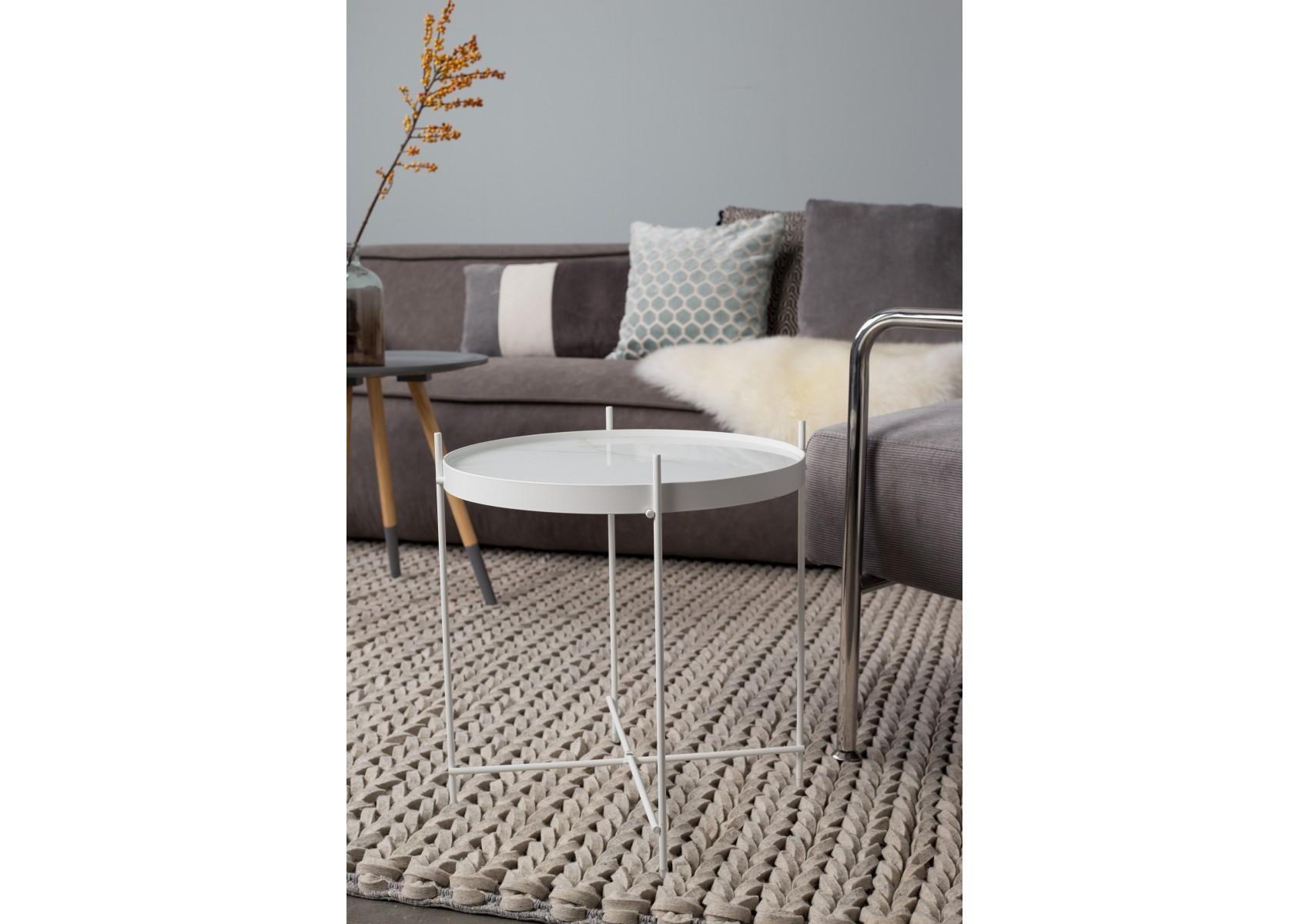 Table basse cupid marble plateau amovible boite design - Table basse plateau amovible ...