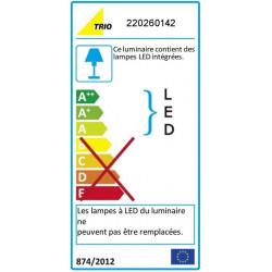 Applique de jardin LED Seine
