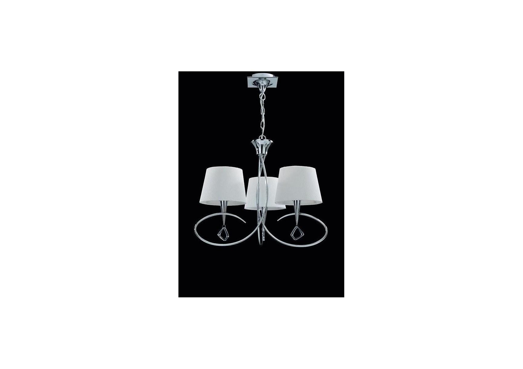suspension mara blanche 3l design mantra boite design. Black Bedroom Furniture Sets. Home Design Ideas