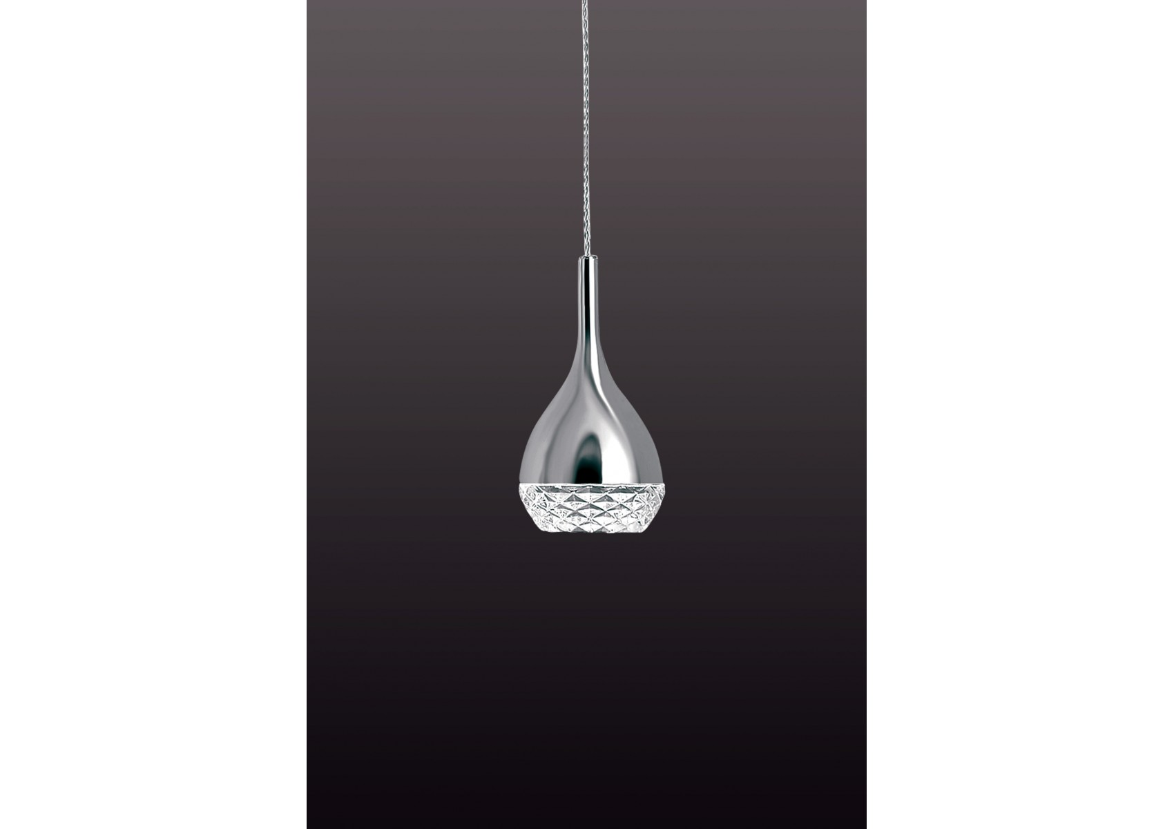 Suspension design khalifa 1 lampe boite design for Lampe suspension design