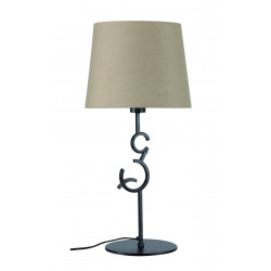 Grande lampe de table design espagnole Argi