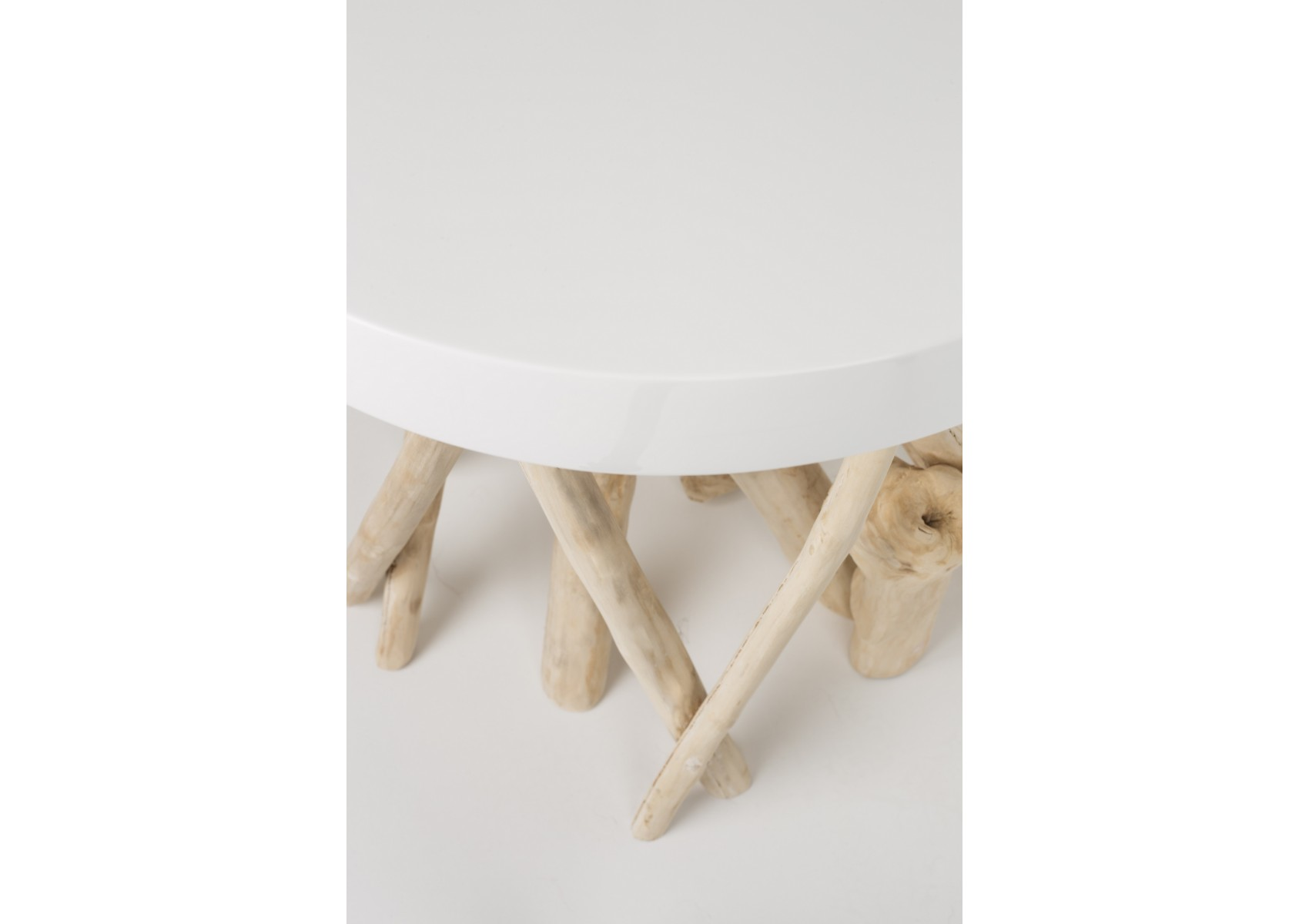 Tables basses scandinave cumi en bois de manguier zuiver for Table basse scandinave bois