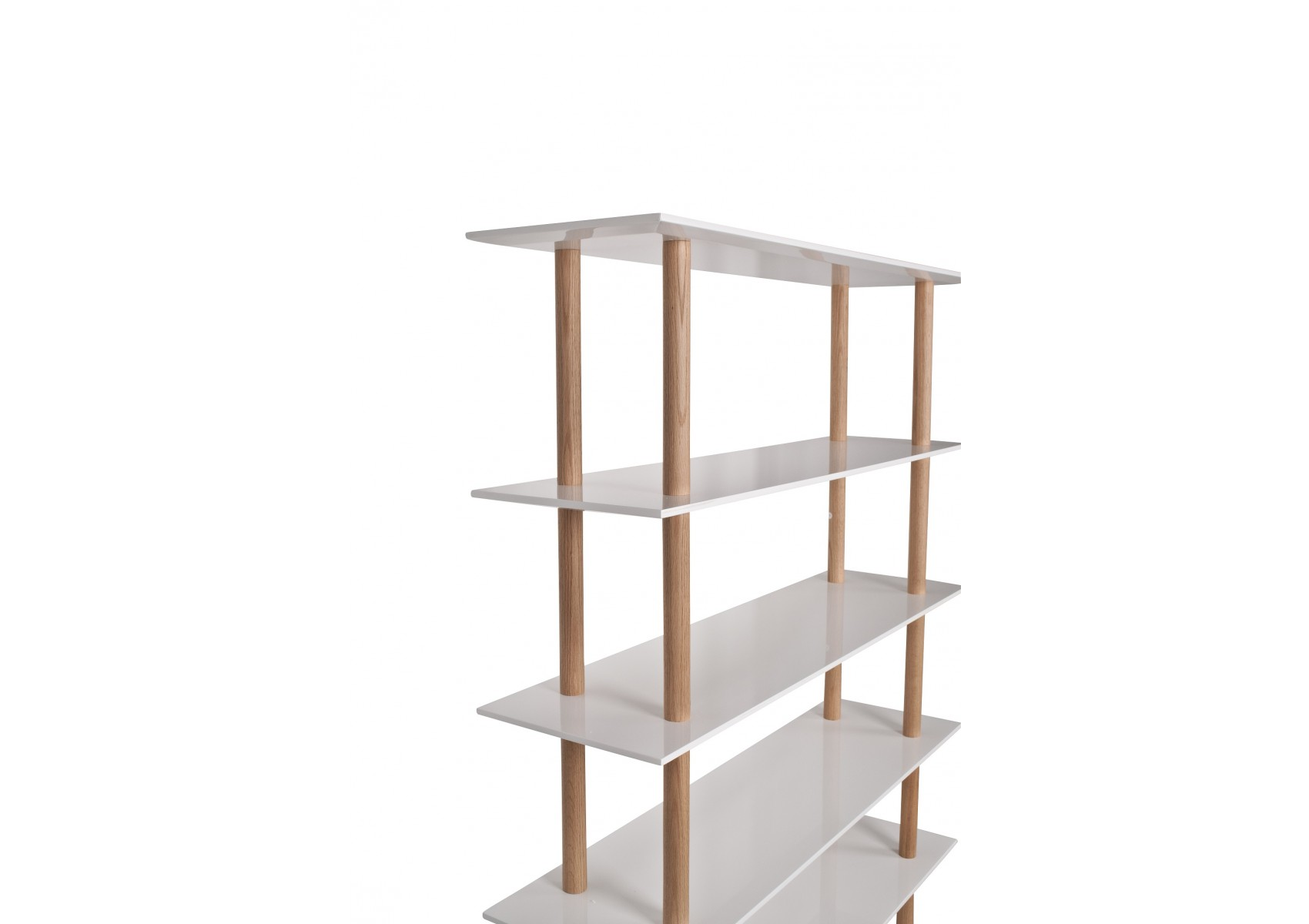 Tag res scandinave biblioth que high on wood bookshelf boite design - Bibliotheque scandinave ...