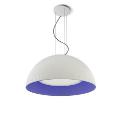 Grande suspension design multi couleurs Aura