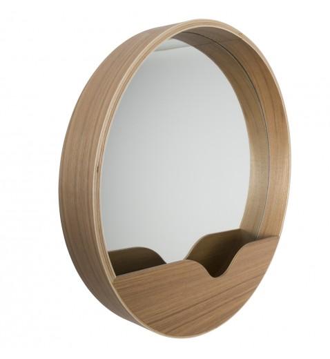 A quelle hauteur placer le miroir boite design for Miroir rond grande taille